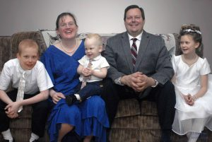 The Gombar Family